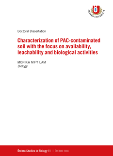 diva coming theses 4 occurrence and leachability of polycyclic aromatic compounds in contaminated soils chemical and bioanalytical characterization